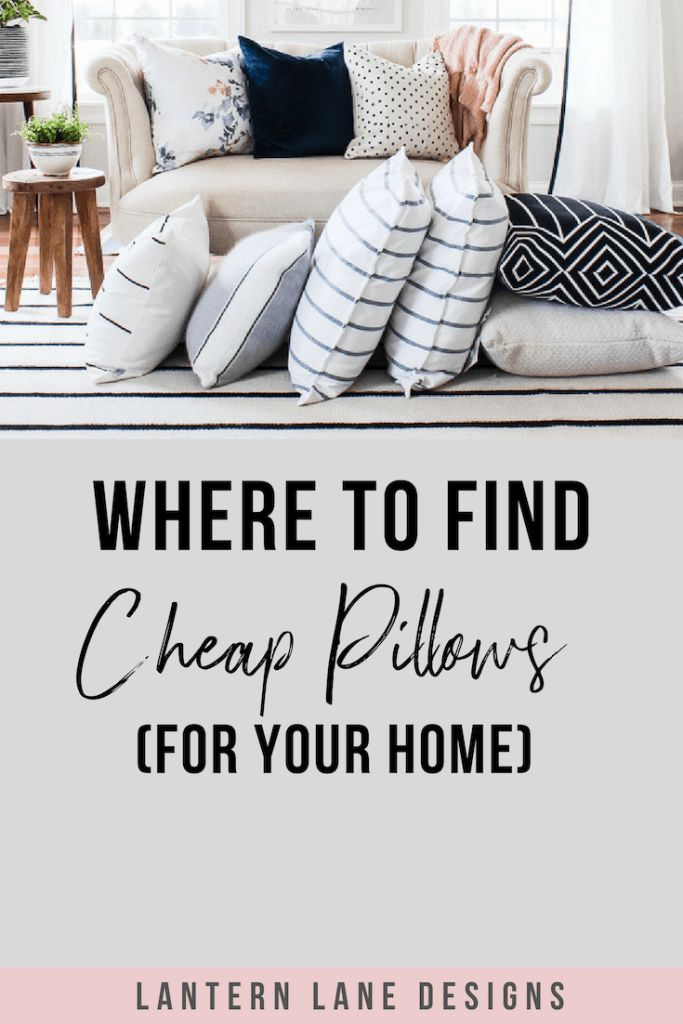 Best Places To Purchase Throw Pillows