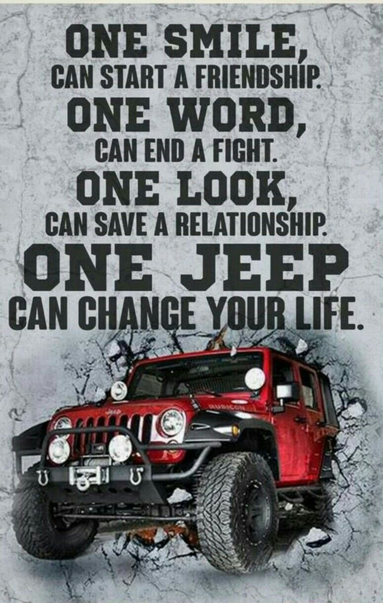 Pin On There Is Only One Jeep