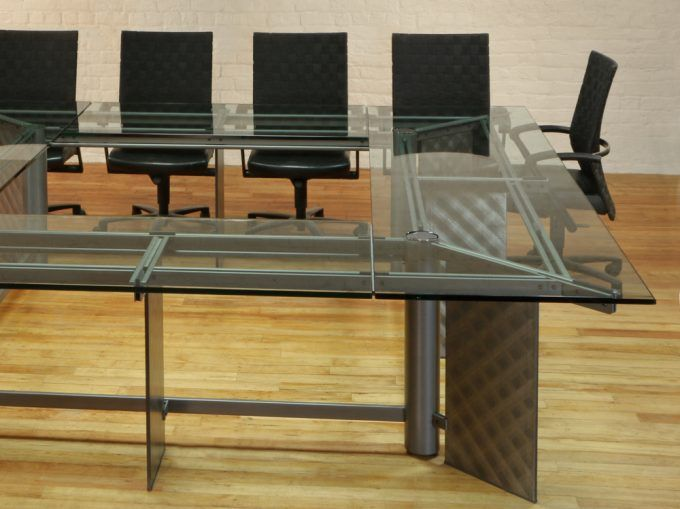 Large Square Conference Table In 2018 Stuff To Buy Pinterest