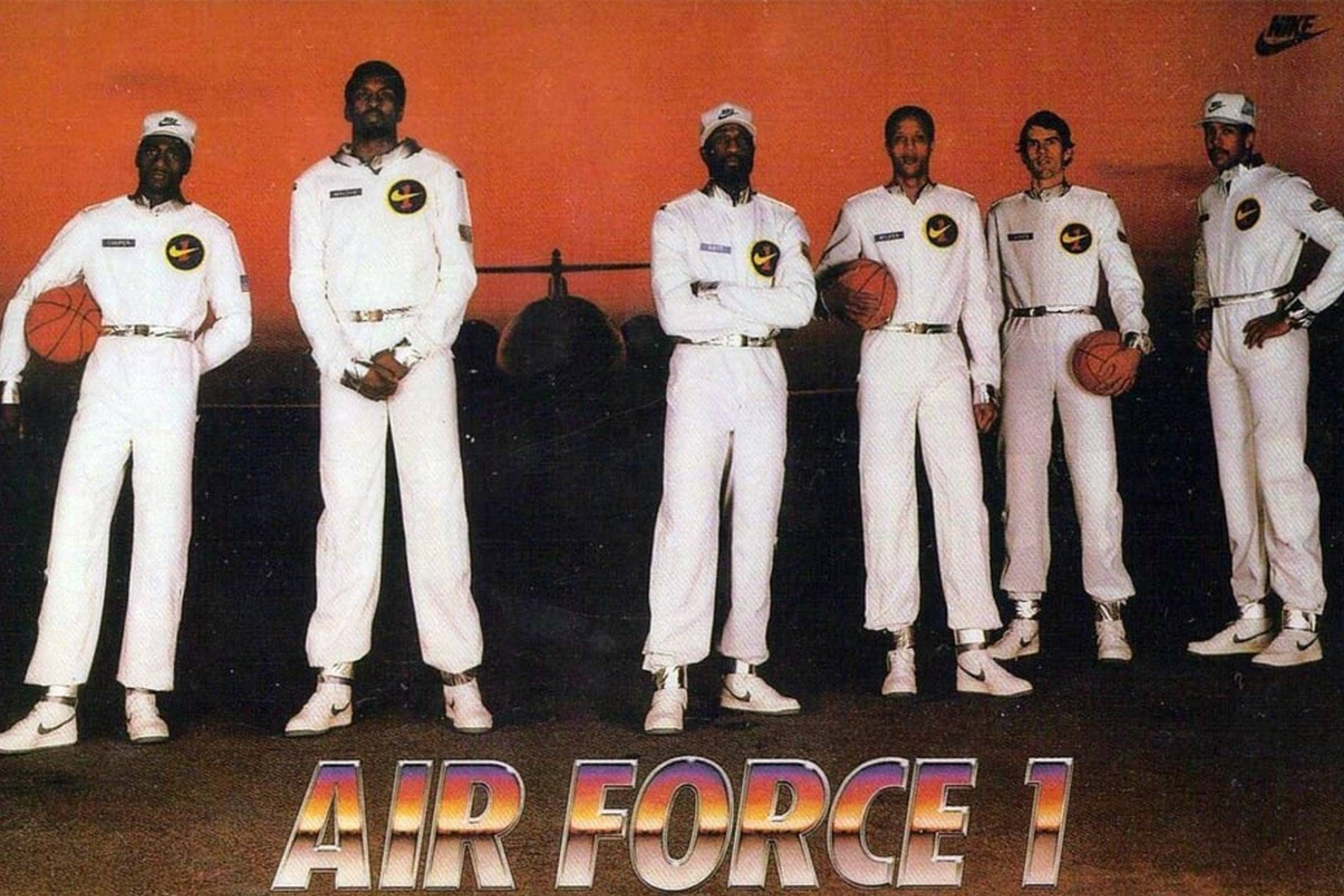 save off f90b9 51576 A Cultural Force  A History of the Air Force 1 - Air Force 1 History -  Grailed