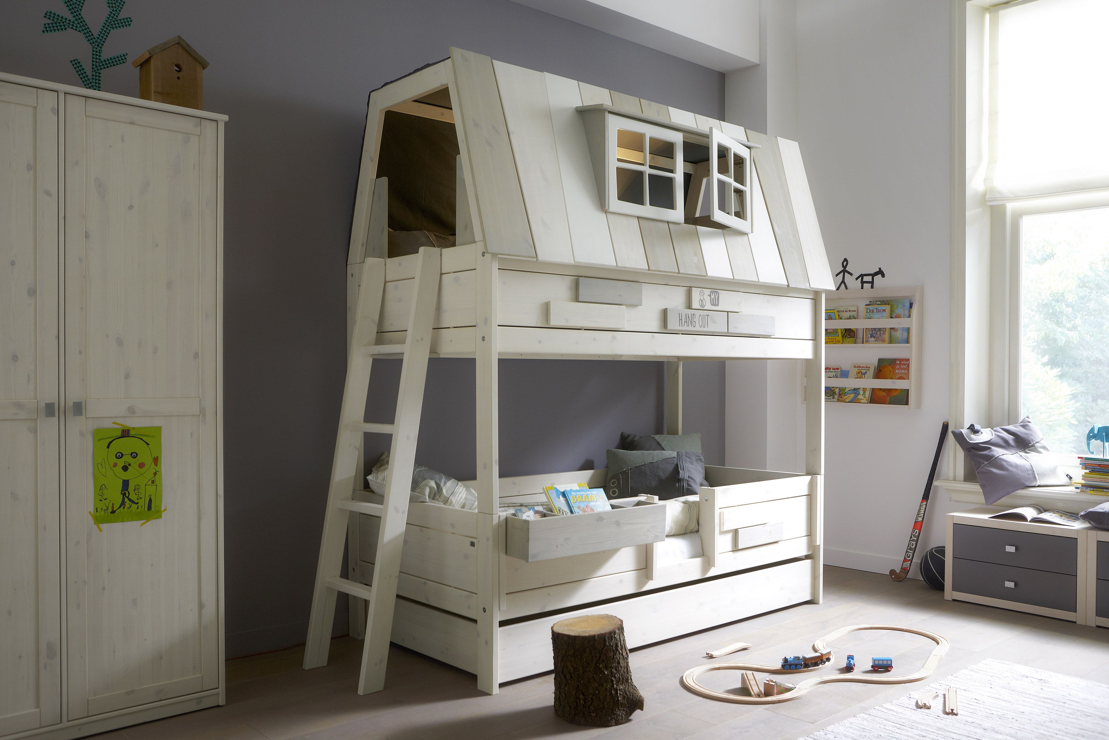 Adventure Kids Hang Out Bunk Bed