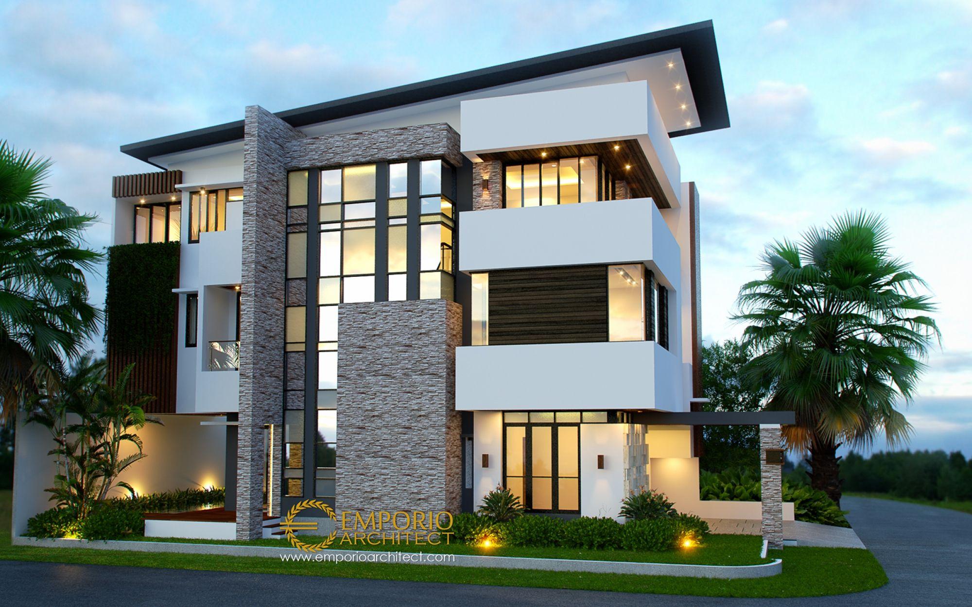 Dream House Design Desain rumah, Arsitek, Home fashion