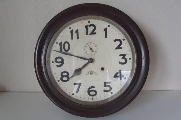 レトロアンティーク古い大時計柱時計古道具 / ¥6000円 / オークション終了 02月26日