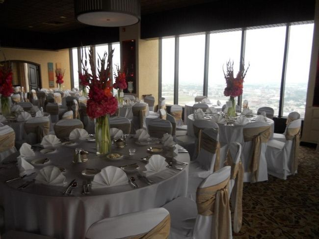 For A Wedding Reception With Spectacular Views Dayton Racquet Club