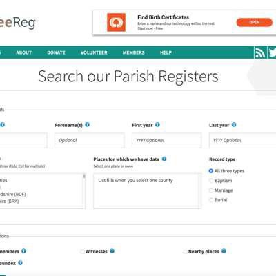 Where to find London parish registers online — Who Do You Think You Are?