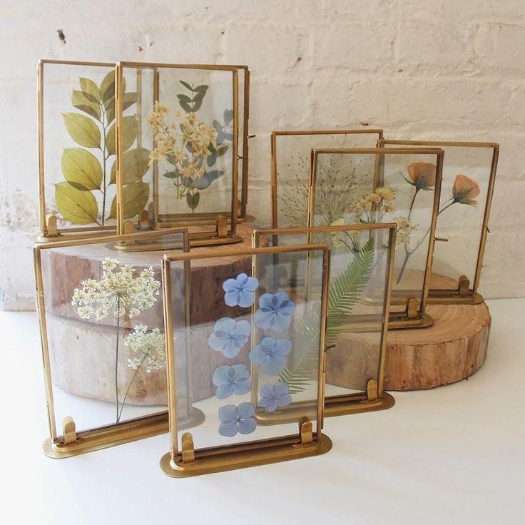 """Ce """"Flower Framer"""" conservera un bouquet significatif pour toujours   – seramik"""