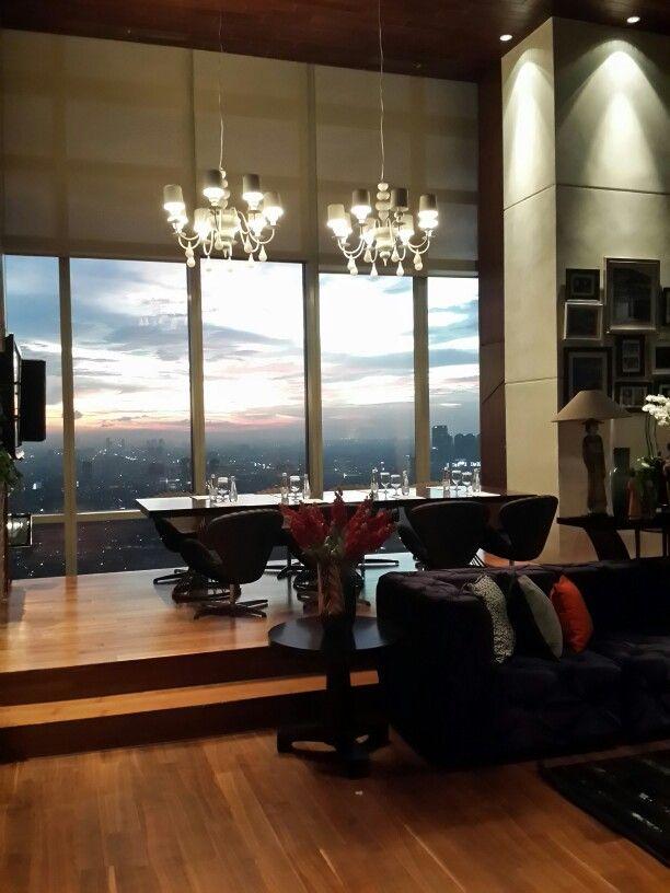 Cloud Living Room Jakarta the cloud living room - the plaza 46th fl jakarta | jakarta 101
