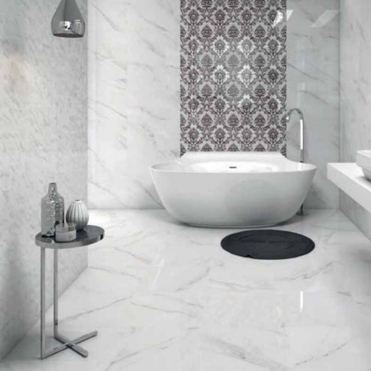 Crown Tiles | Agora Blanco Wall Tiles - Crown Tiles | White Tiles ...