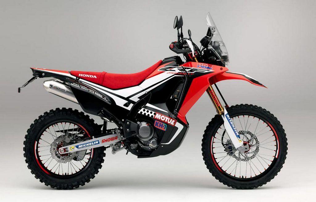 Honda CRF250 Rally to Be e Reality Heading for Production