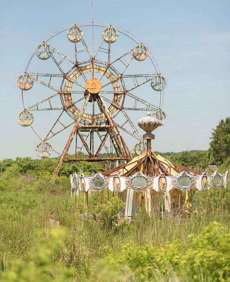 Abandoned Amusement Parks In