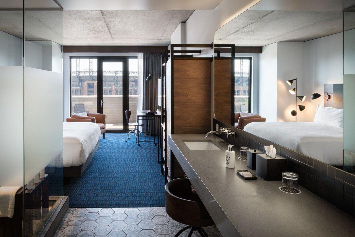 Craftsman King 255 Denver hotels, Hotel, Room