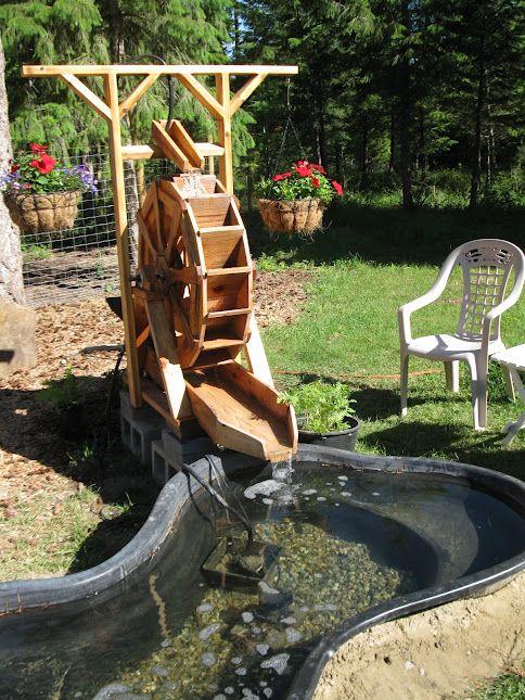 How Build Small Koi Pond