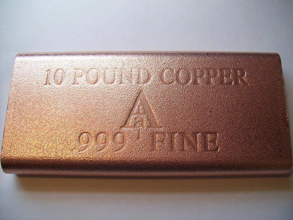 Pin By Sean Boaz On Dessert Recipes Copper Bar Copper Buy Gold And Silver