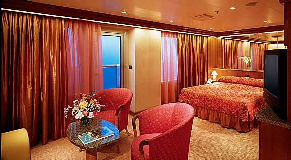 "Carnival Glory! 2nd time in ""the Grande Suite ..."