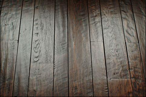 White Cork Flooring Kitchen