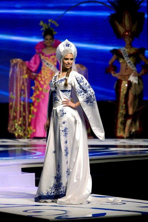 Miss Russia 2008 | Some of my favorite Miss Universe