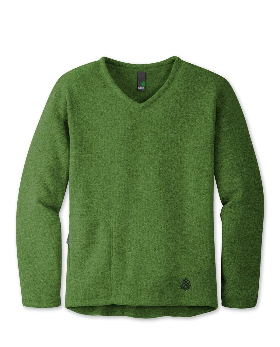 Men's Granger Fleece V-Neck | Sweaters & Fleece | Men's