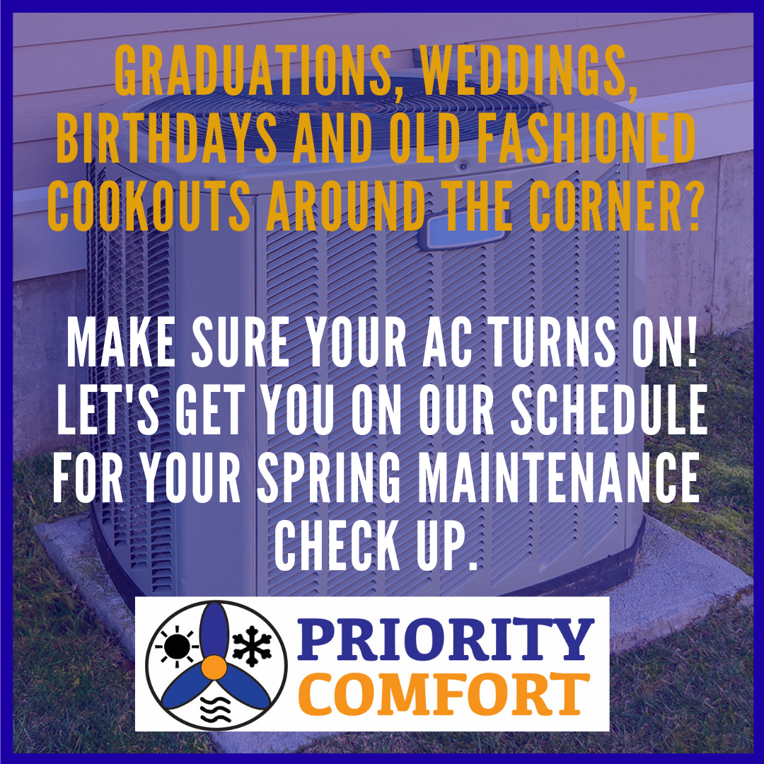 Looking for a reliable, trustworthy HVAC company? Priority