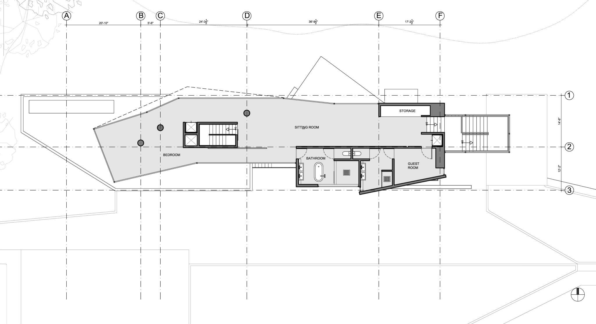 Aviators Villa An Atypical Project Designed By Urban Office - Aviators villa urban office architecture
