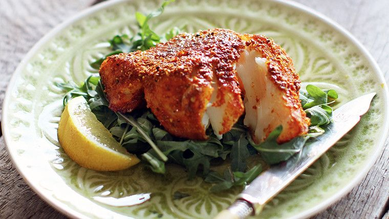 Halibut with indian spices recipe indian food recipes tasty food looking for delicious indian food recipes forumfinder Images