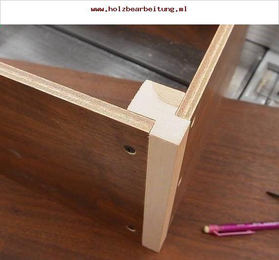 Holzbearbeitung Holzbearbeitung Eine Sperrholzkiste Bauen Ein Speicher B Woodworking Projects Woodworking Woodworking Joints