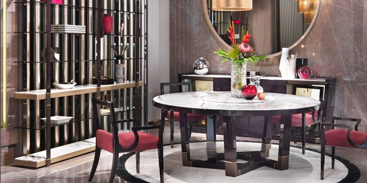 elledue arredamenti dining room the luxury contemporary way the rh pinterest com
