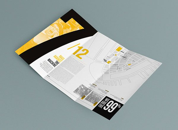 Superior Beautiful Brochure Design Ideas For Inspiration 4 20 Best U0026 Beautiful Brochure  Design Ideas For Your