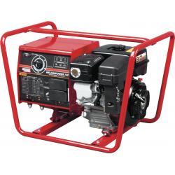 Lincoln Electric Portable Arc Welder Dc Generator Gas Drive Lincoln