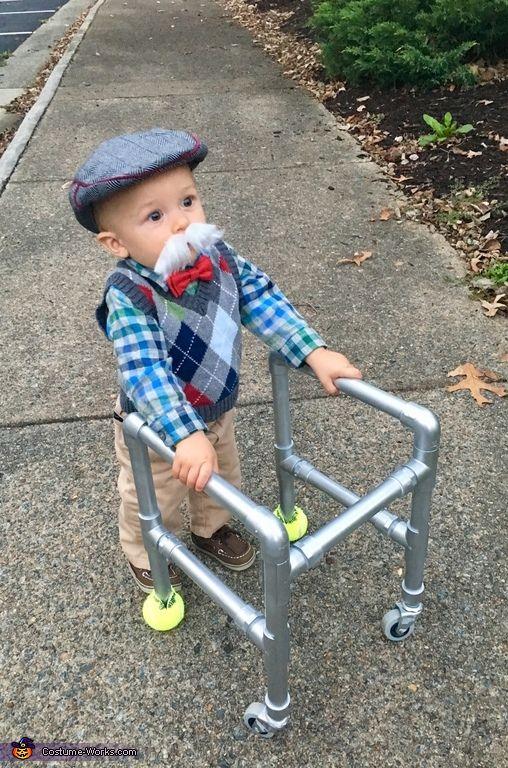 Little Old Man - 2017 Halloween Costume Contest