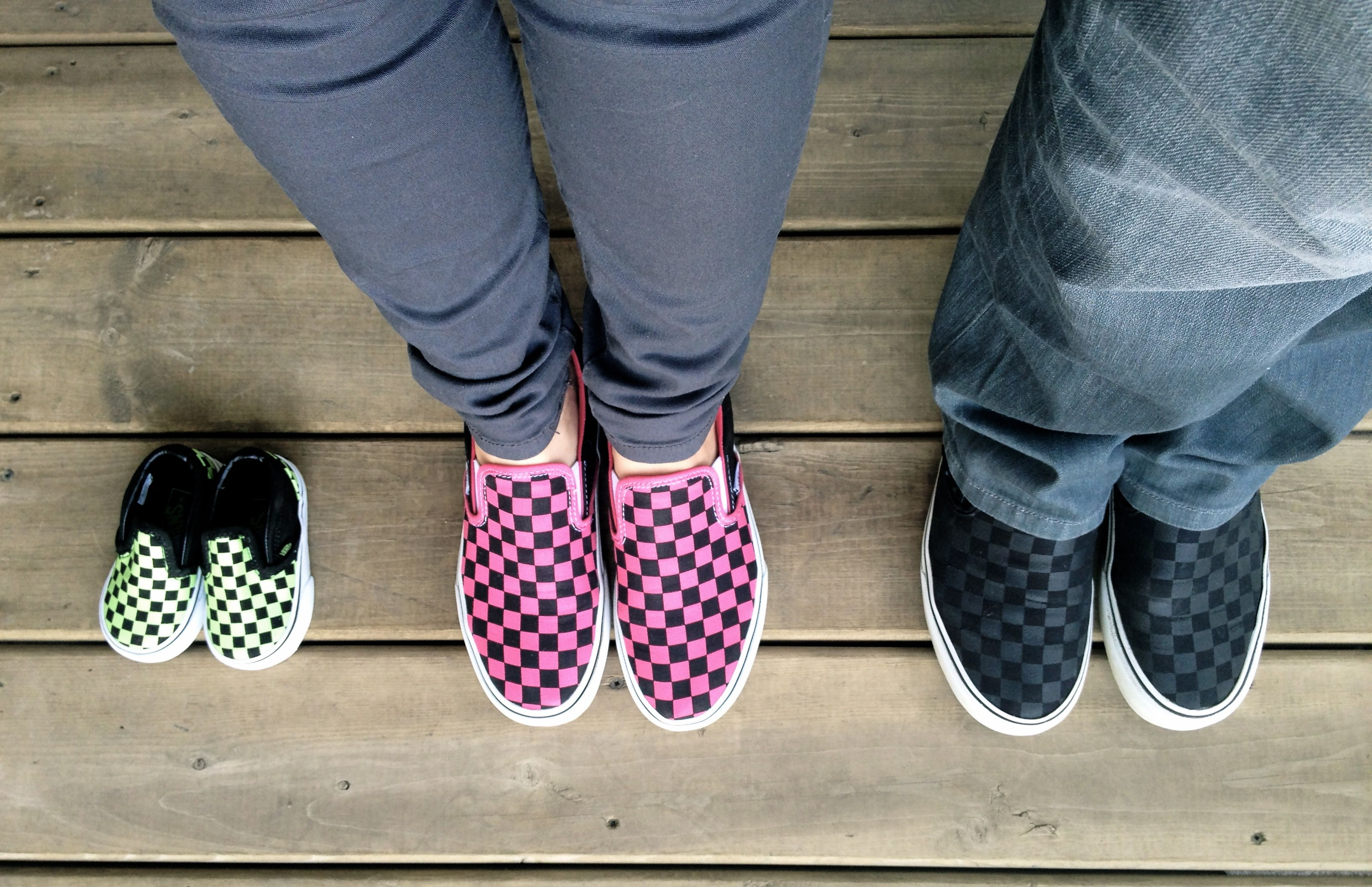 vans pram shoes
