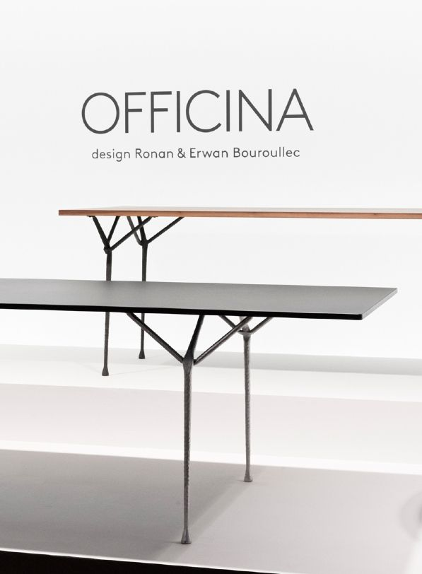 officina collection by ronan + erwan bouroullec for magis