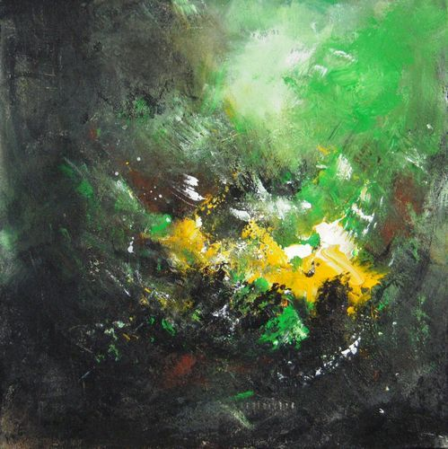 Roseline Al OUMAMI, abstraction lyrique http://www.kelexpo.com/profil-artiste/roseline-al-oumami-abstraction-lyrique/