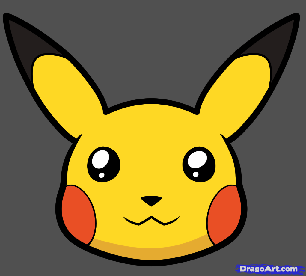 How To Draw Pikachu Easy Pikachu Face Painting Face Painting Easy Kids Face Paint
