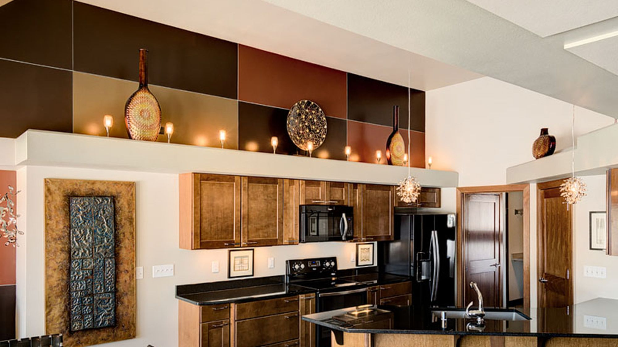 Design a kitchen that reflects your personality with vinyl ...