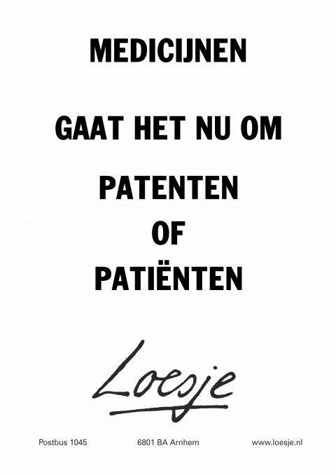 Spiksplinternieuw Pin van Paula de Ruyter op loesje   Inspirerende citaten, Oprechte BO-25