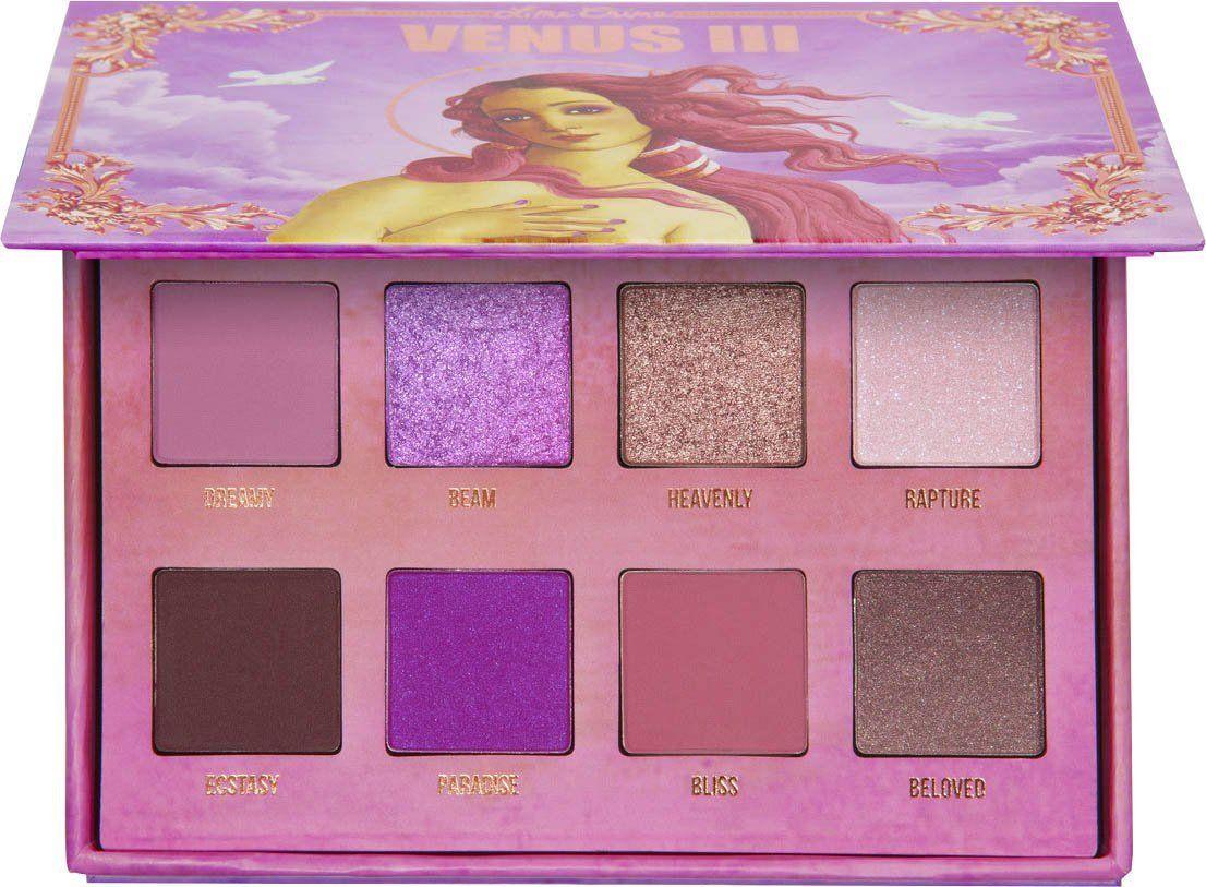 Venus III PALETTE Makeup routine, Palette, Purple