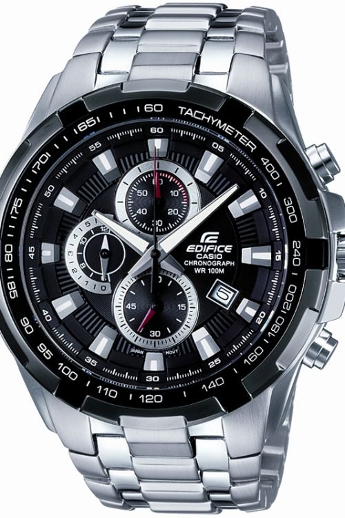 5a9c189936cb Mens Casio Edifice Chronograph Watch EF-539D-1AVEF