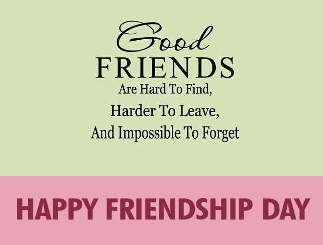 274 Best Images About Friendship Qoutes On Pinterest: Happy Friendship Day Quotes