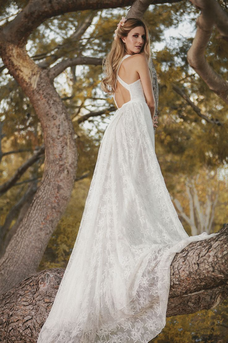 Simple lace dress styles  Top  Boho Style Wedding Dress Designs u Famous Pretty Trend On