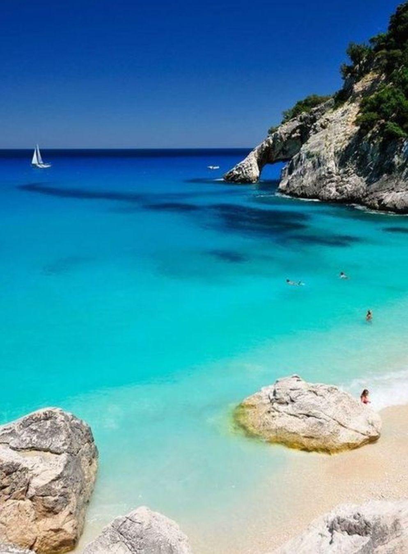 Las Playas Mas Bonitas De Italia