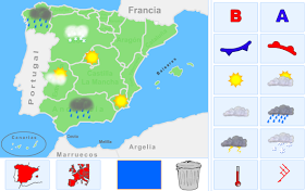 Haz Click En La Imagen Para Crear Tu Propio Mapa Del Tiempo Mapas Del Tiempo Tiempo Atmosferico Tiempo Atmosferico Y Clima