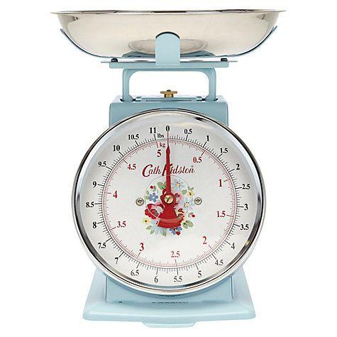Buy Cath Kidston Kitchen Scale 5kg Online At Johnlewis Com