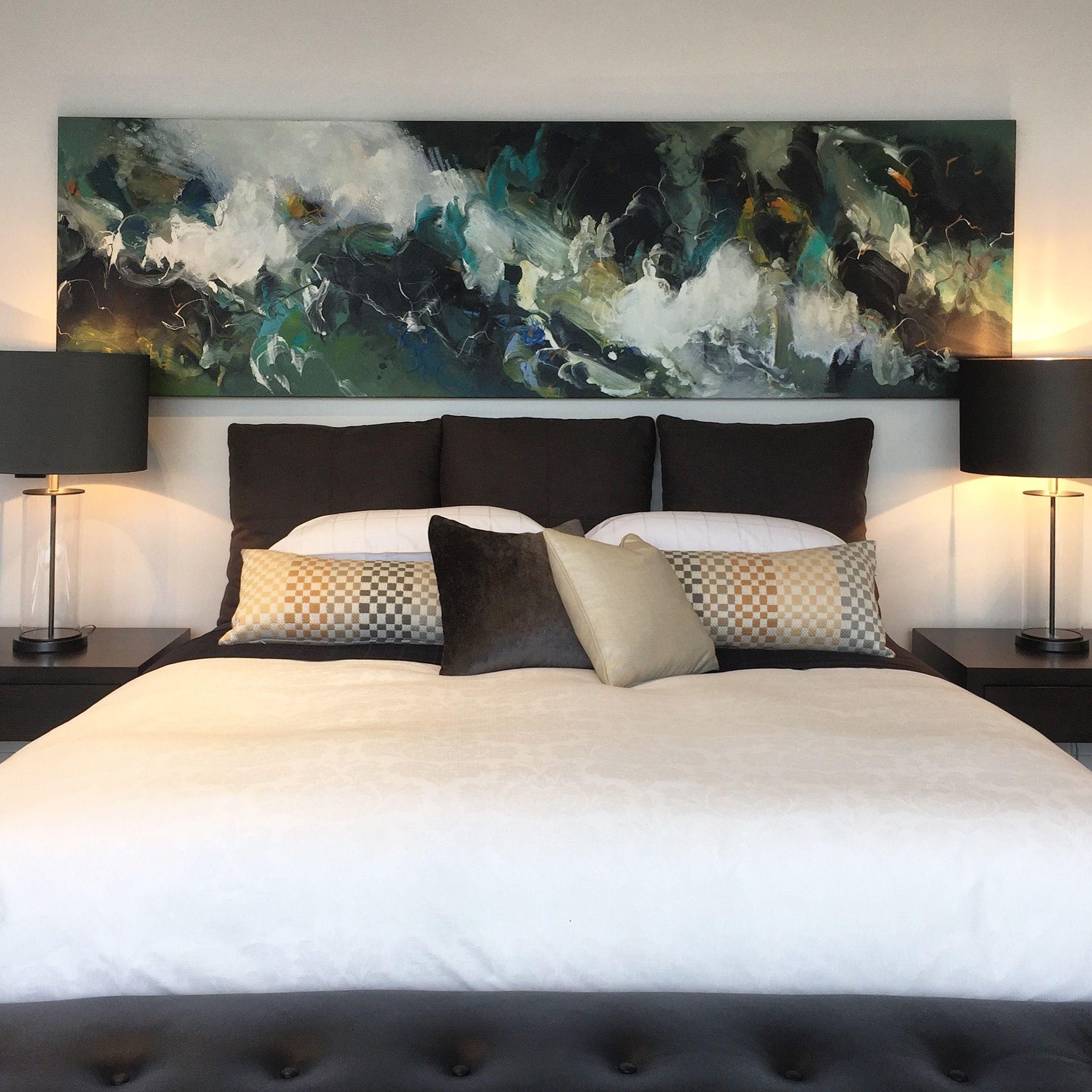 Bedroom decor by Lisa Gole Interiors Australia