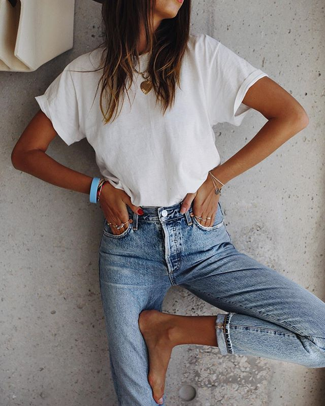 The Best White Tees On The High Street | T-Shirt | #WhiteTee