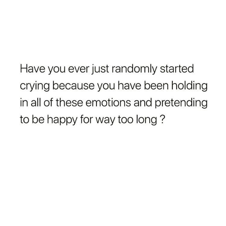 To often