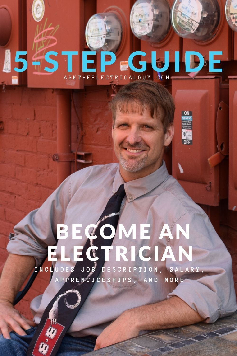 How to an Electrician Complete 5 Step Guide Page 1