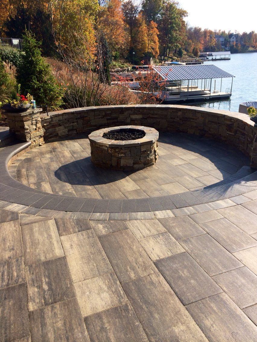 27 inspiring diy fire pit ideas to improve your backyard rh pinterest com