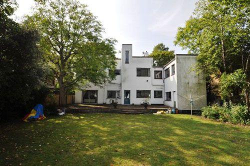 for sale six bedroom 1930s art deco house in blackheath south east rh pinterest co uk