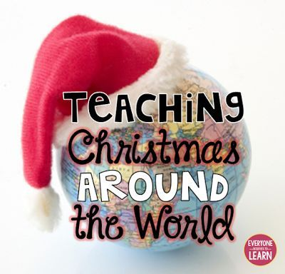 Christmas Around the World Lesson and Resources
