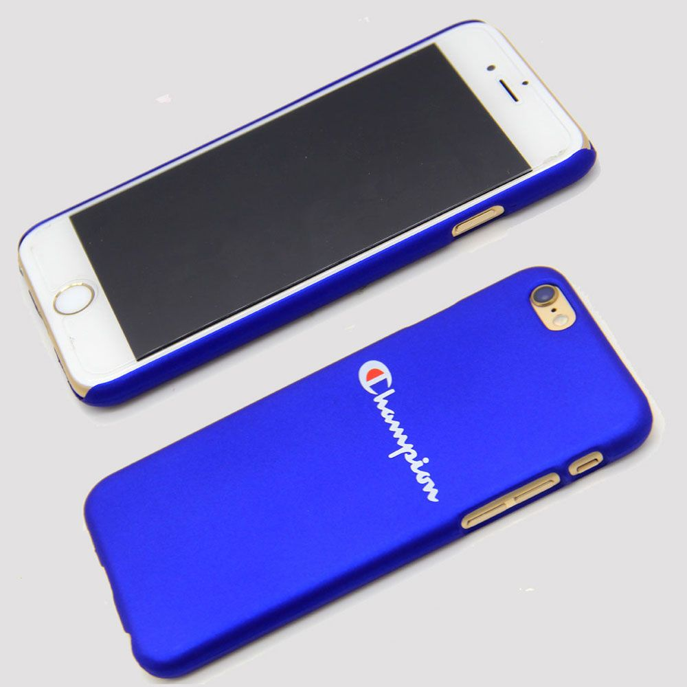 coque iphone 6 logo champions